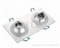 double directional focusable 2x3w