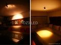 7w&8w focasable led spot light LED track light downlights 5