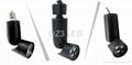 7w&8w focasable led spot light LED track light downlights 3