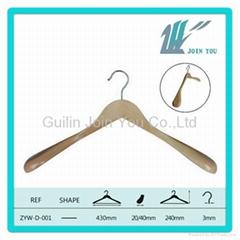 Wooden Deluxe Hangers