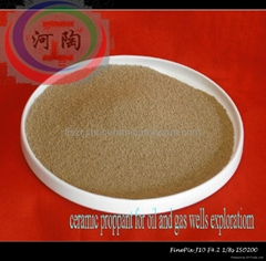 high strength ceramic bauxite proppant