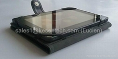 folding leather case for blackberry playbook