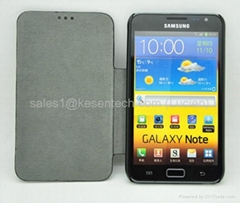 Samsung i9220 leather case