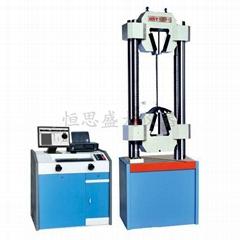 100吨微机屏显式钢绞线拉力试验机使用说明