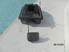 Intelligent remote control fishing boat