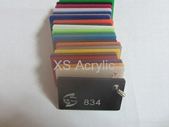 Extruded PMMA sheet