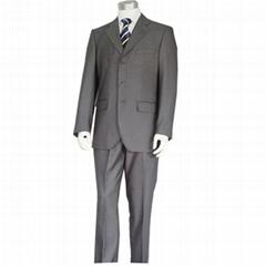 供應男式西服套裝,西服,工作服 8BL18