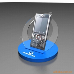 精美有机玻璃手机展示架