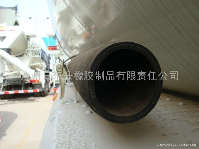 散裝水泥罐車卸灰管 2