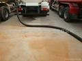 散裝水泥罐車卸灰管 3