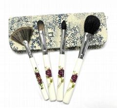 4pcs Makeup brush set