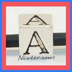 European Design Alphabet Bead Wholesale