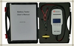 New Digital Battery Analyzer with Printer MST-8000,car battery analyzer