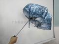 三折全自動雨傘  4