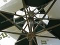 高檔庭院傘 4