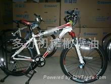 捷安特 ATX770自行车