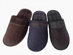 Men indoor slipper