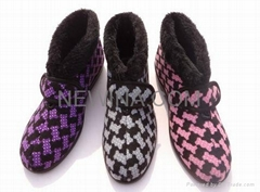 Injection shoes for women