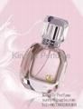 2012 hot sale perfume glass bottle 50ml