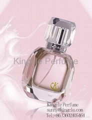 2012 hot sale perfume glass bottle 50ml