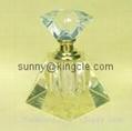 beauty crystal perfume bottle