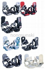 Good quality snowboard bindings
