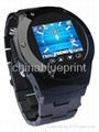 Watch phone MQ888, Mp4/Mp3 with Camera Function Mobile cell phone 2