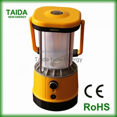 Portable LED Solar Lantern with Patent