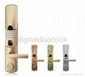 Fingerprint door lock Probuck F2