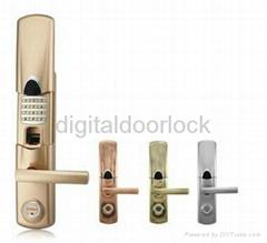 Fingerprint door lock Probuck F2