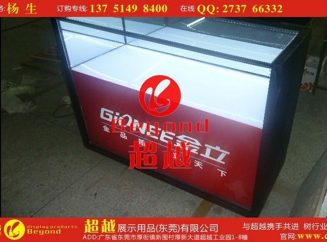 金立手機展示櫃 1