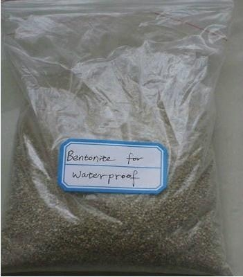 Bentonite for Waterproof 1