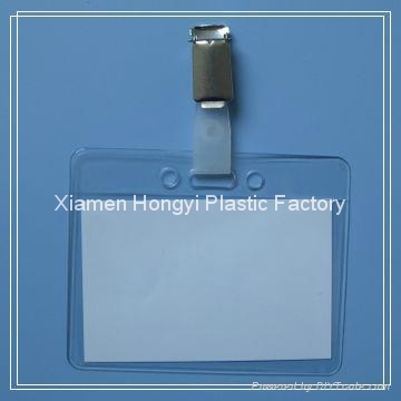 PVC Badge Holder 5