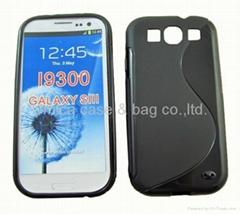 TPU Sline gel case for Samsung Galaxy S3
