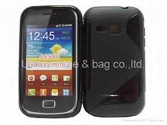 TPU Sline Gel case for Samsung Galaxy Mini 2
