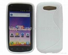 Sline TPU Gel case for Samsung Galaxy S Blaze 4G
