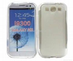 TPU matte case for Samsung Galaxy S3