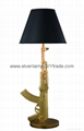 AK47 gun table lighting,M4A1 gun lamp