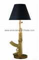 AK47 gun table lighting,M4A1 gun lamp
