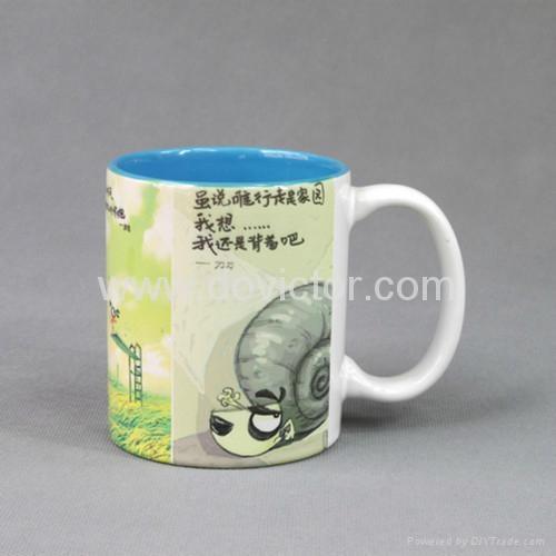Sublimation mugs 1