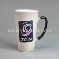 Dye sublimation mugs