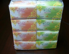 soft facial tissue paper