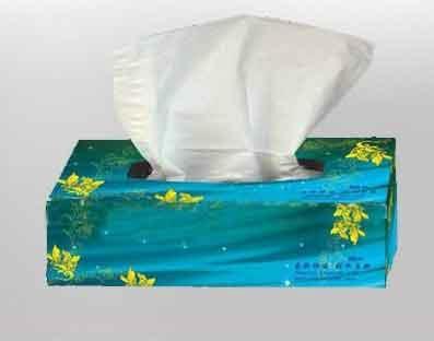 box facial  tissue 1