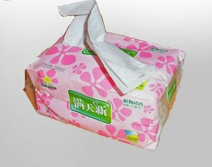 soft facial tissue paper  2
