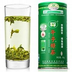 organic wuzi green tea