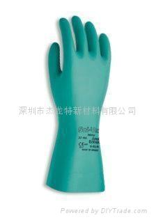 ANSELL 耐溶劑手套 通用手套 1