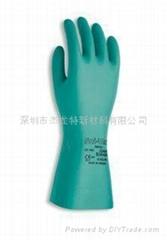 ANSELL 耐溶劑手套 通用手套