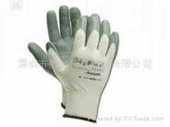 ANSELL 11-800防穿刺手套 通用手套