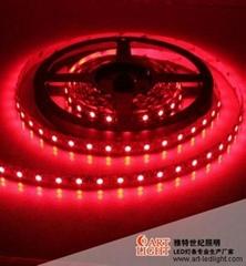 5050 SMD 30 L/M 12V Flexible LED strip light Waterproof IP44 Red