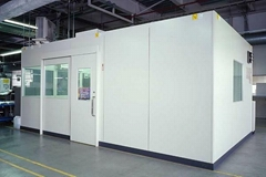 MR Series Factory Office Partition